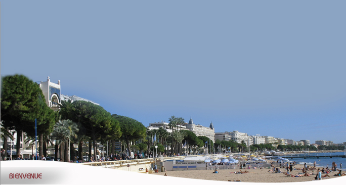 Studios Cannes Location